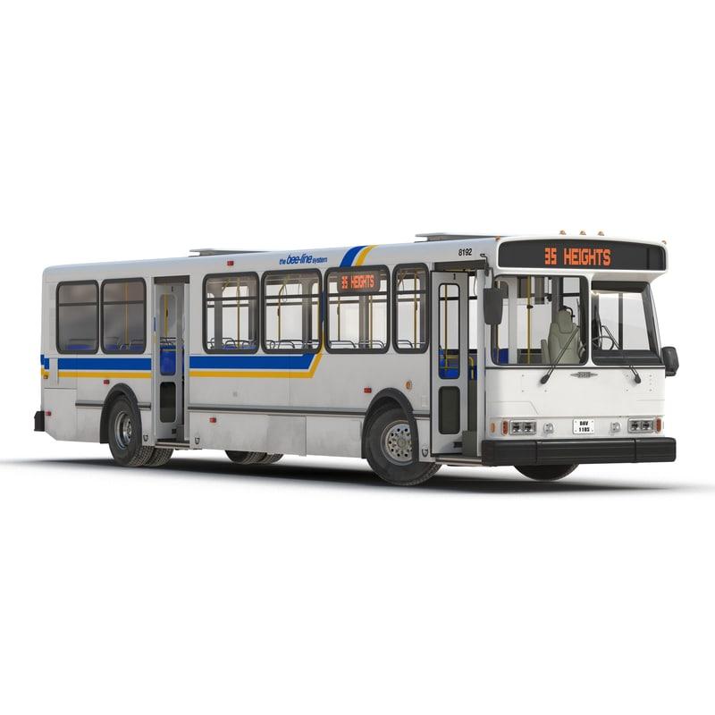 orion v transit bus max