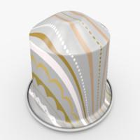x nespresso capsule dessert noisettes