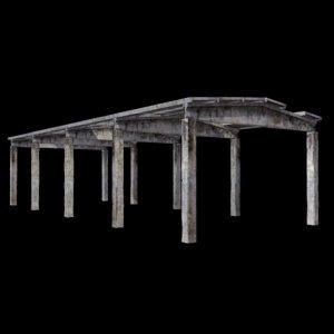 oncrete canopy fbx