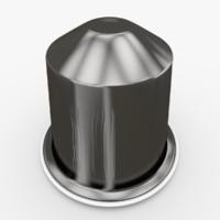 Nespresso Capsule Ristretto (MentalRay)