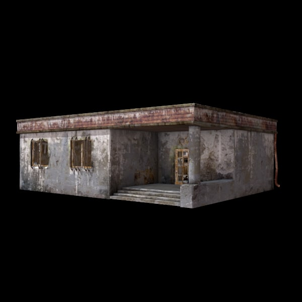 3d model of heckpoint gaming environment