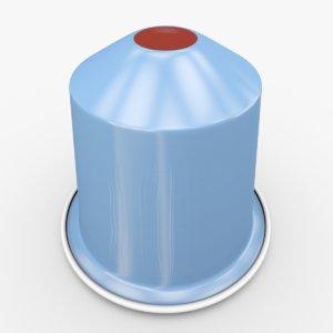nespresso capsule vivalto decaffeinato x