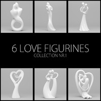 6 Love Figurines 01