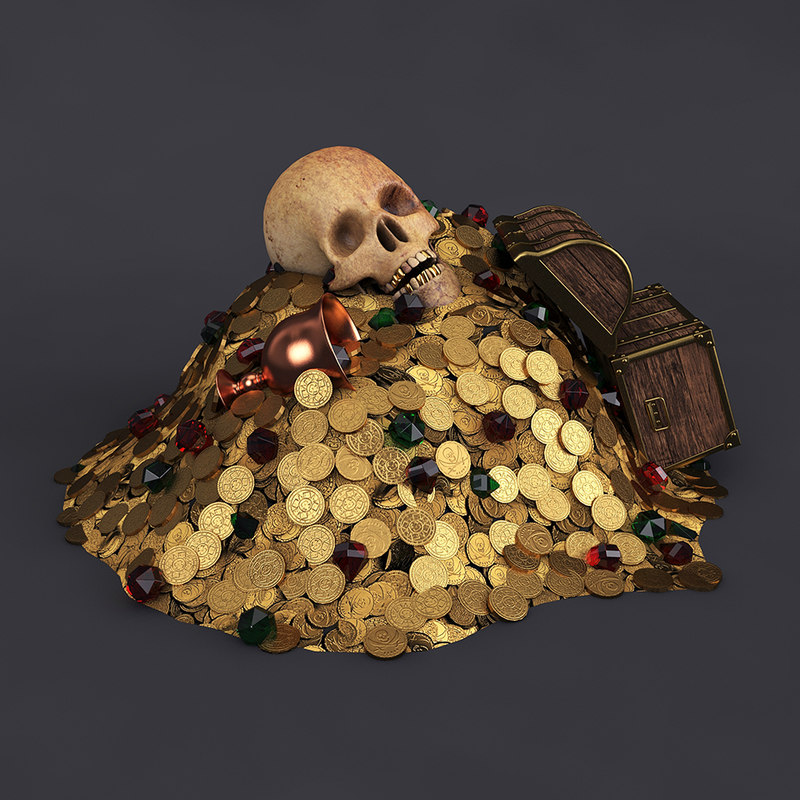 heap treasure 3d 3ds