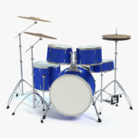 drum set obj