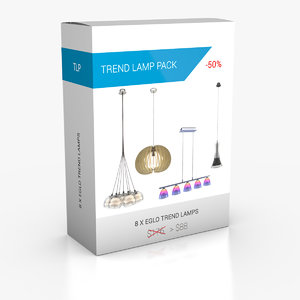max eglo trend lamps