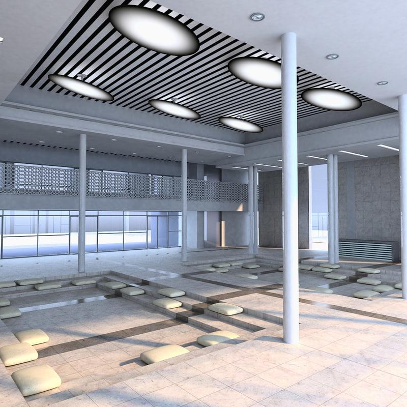 modern interior max
