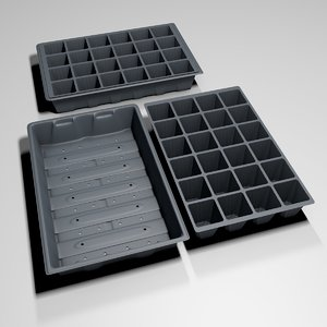 3d seed tray