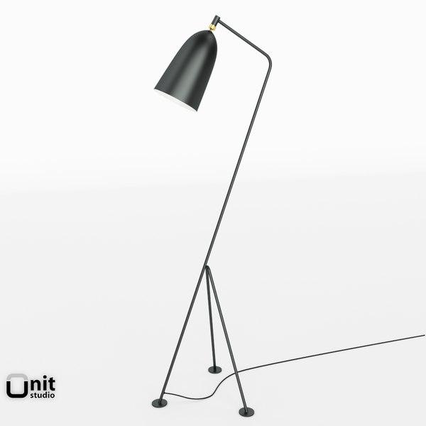 3d lamp light gubi