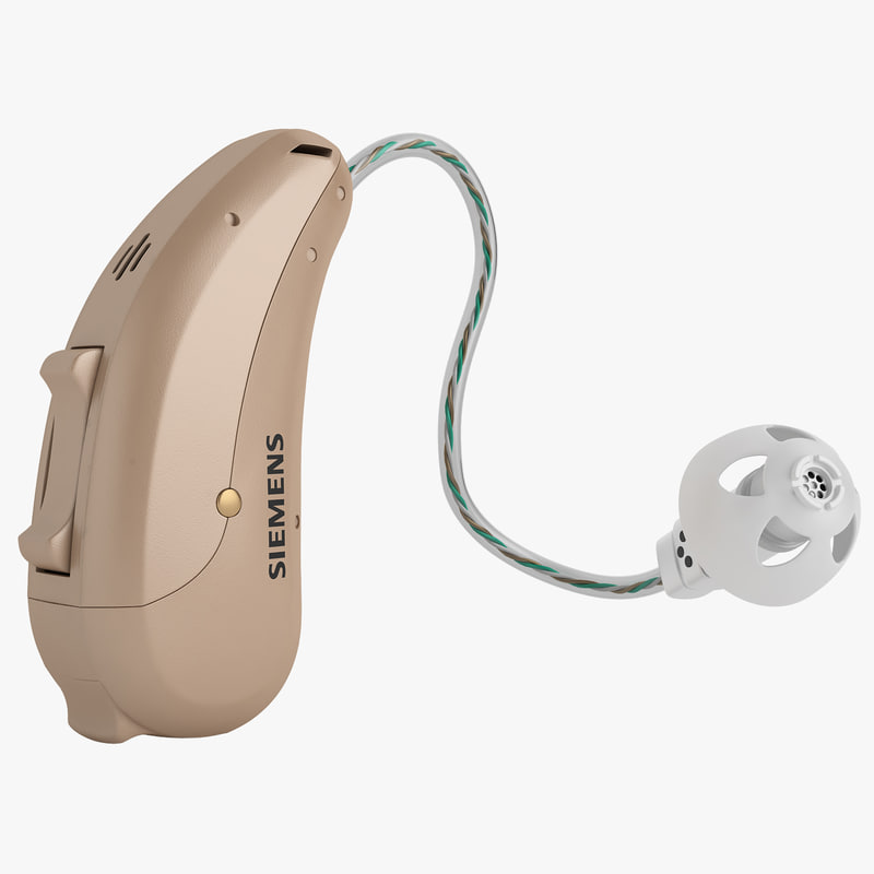 siemens pure hearing max