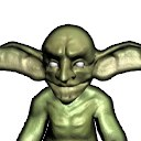 gameready goblin 3d model