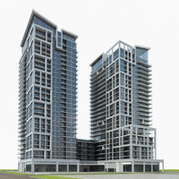 Residential Tower Complex 02
