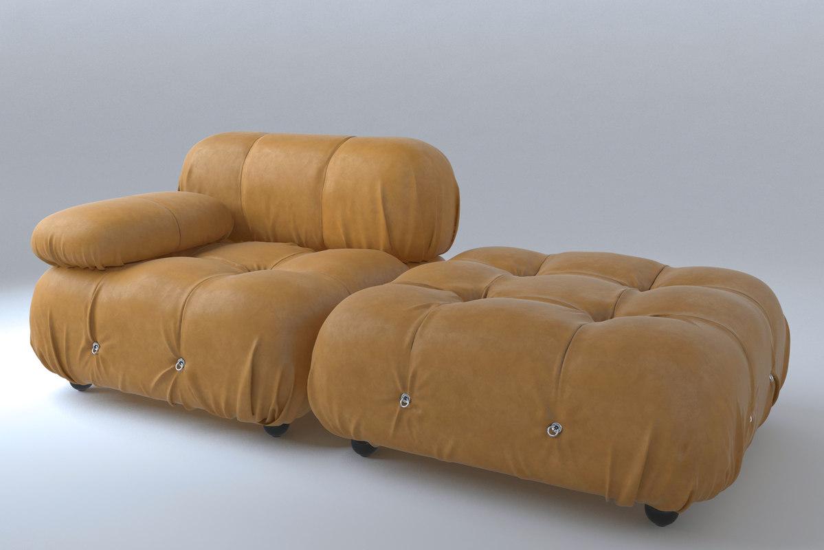 max classic modular camaleonda sofa