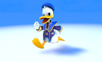 donald kingdom hearts obj