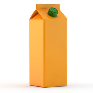 beverage box 3d 3ds