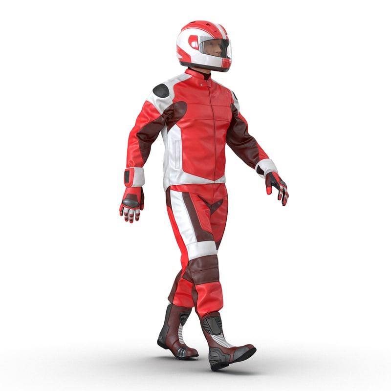 motorcycle rider generic 2 max