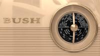 3d model bush radio