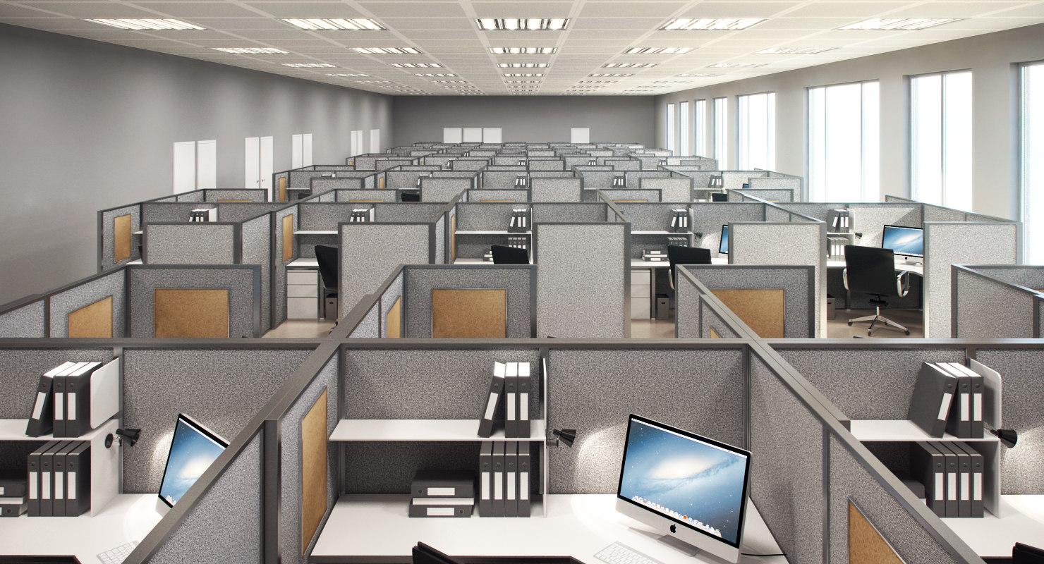 office studio realistic max