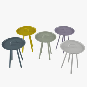tor coffee table 3d 3ds