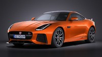 Jaguar F-Type SVR Coupe 2017