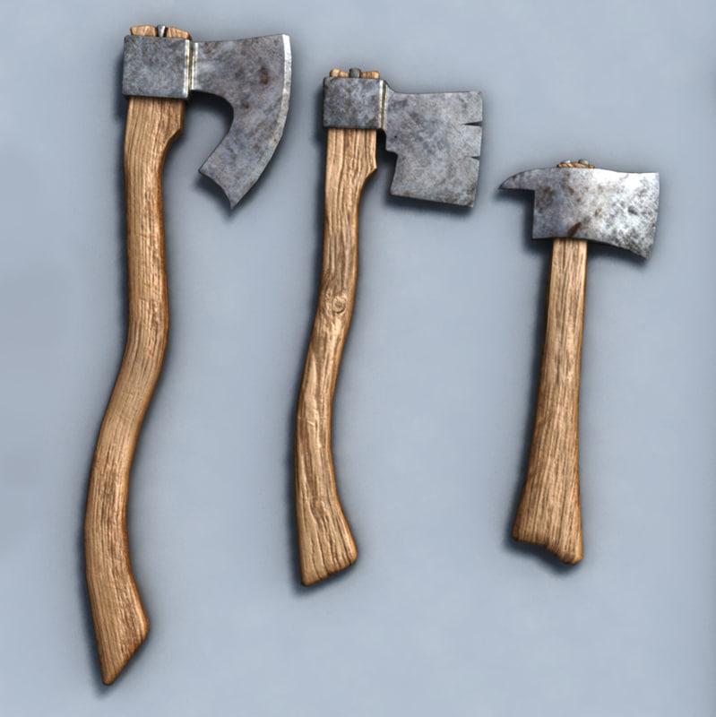 max axe hammer set