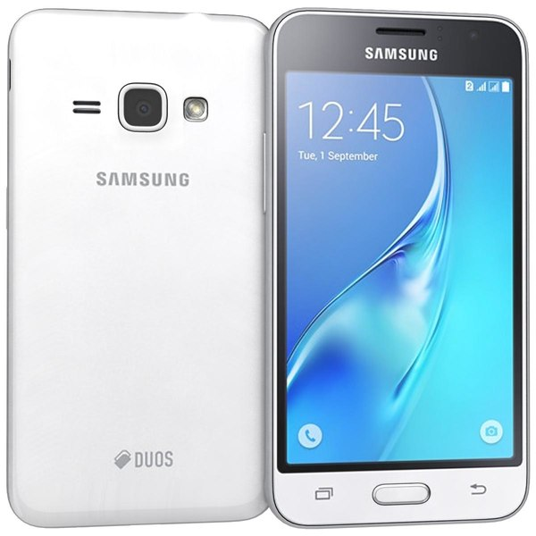 samsung galaxy j1 2016 3d model