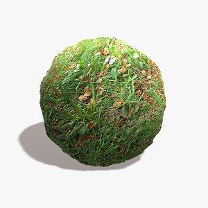 Fall Grass Seamless