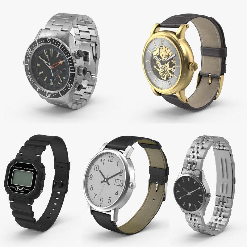max wrist watch men s