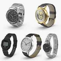 Wrist Watch Collection