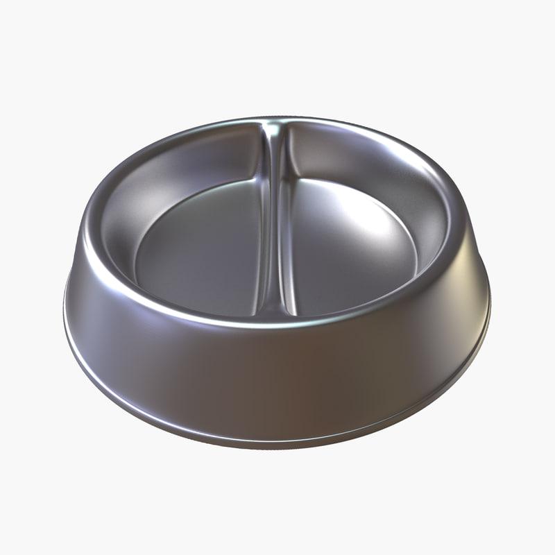 3d 3ds dog bowl v3