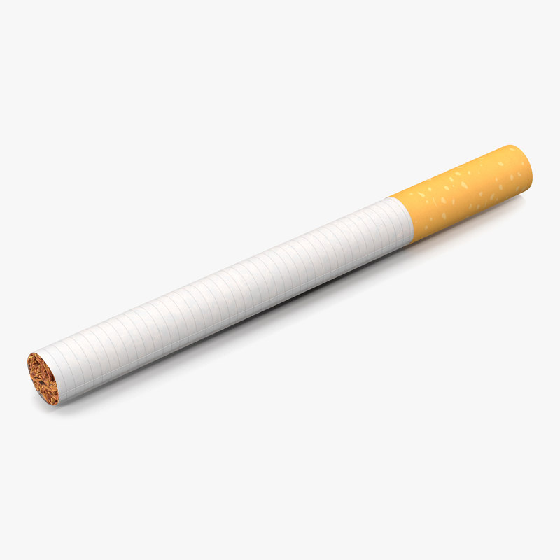 cigarette generic 3d model
