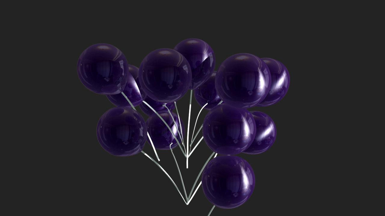 balloons max