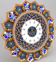 Iranian clock01(r.h)