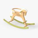 Toy Horse 3D models