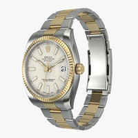 Rolex Datejust II Steel Gold Ivory