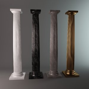 max reproduction ancient classic greek doric