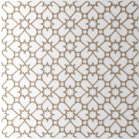 Lattice Arab panel 3D