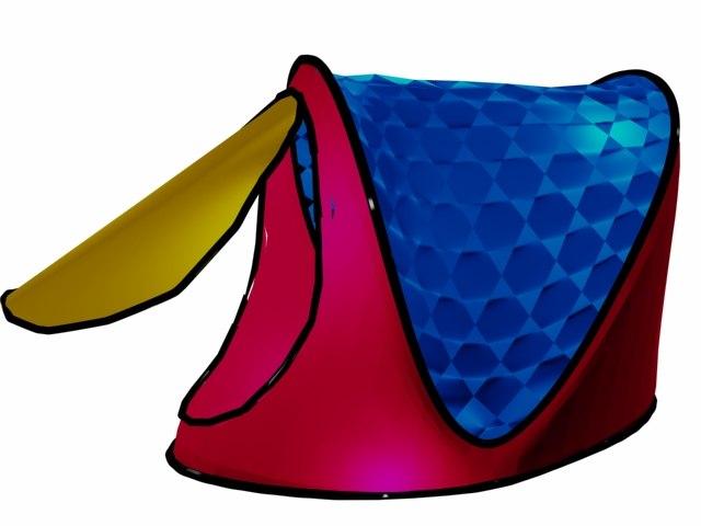 camping tent max