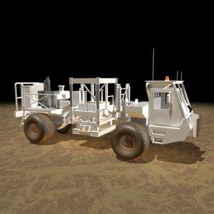 obj seismic vehicle