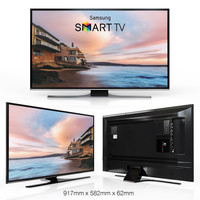 3d model samsung smart tv