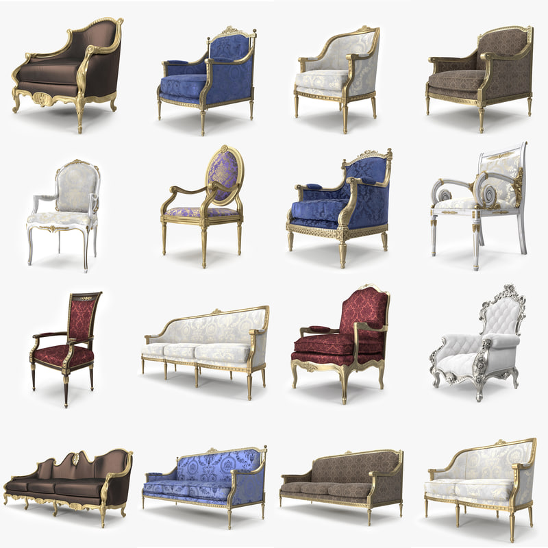 luxurious angelo cappellini 3d model