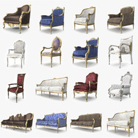 luxurious angelo cappellini 3d max