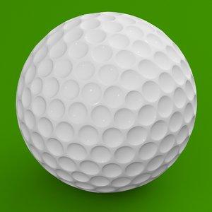free 3ds mode golf ball