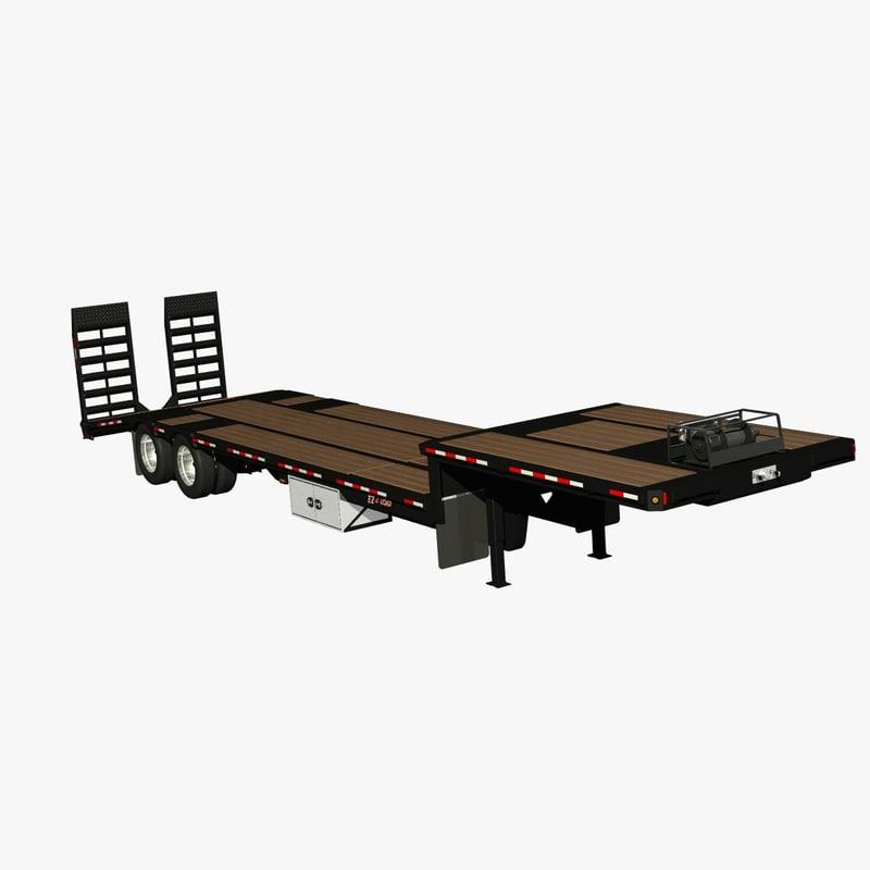 3d trailer bws equipment
