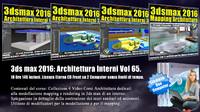 065 3ds max 2016 Architettura Interni Cd Front V 65