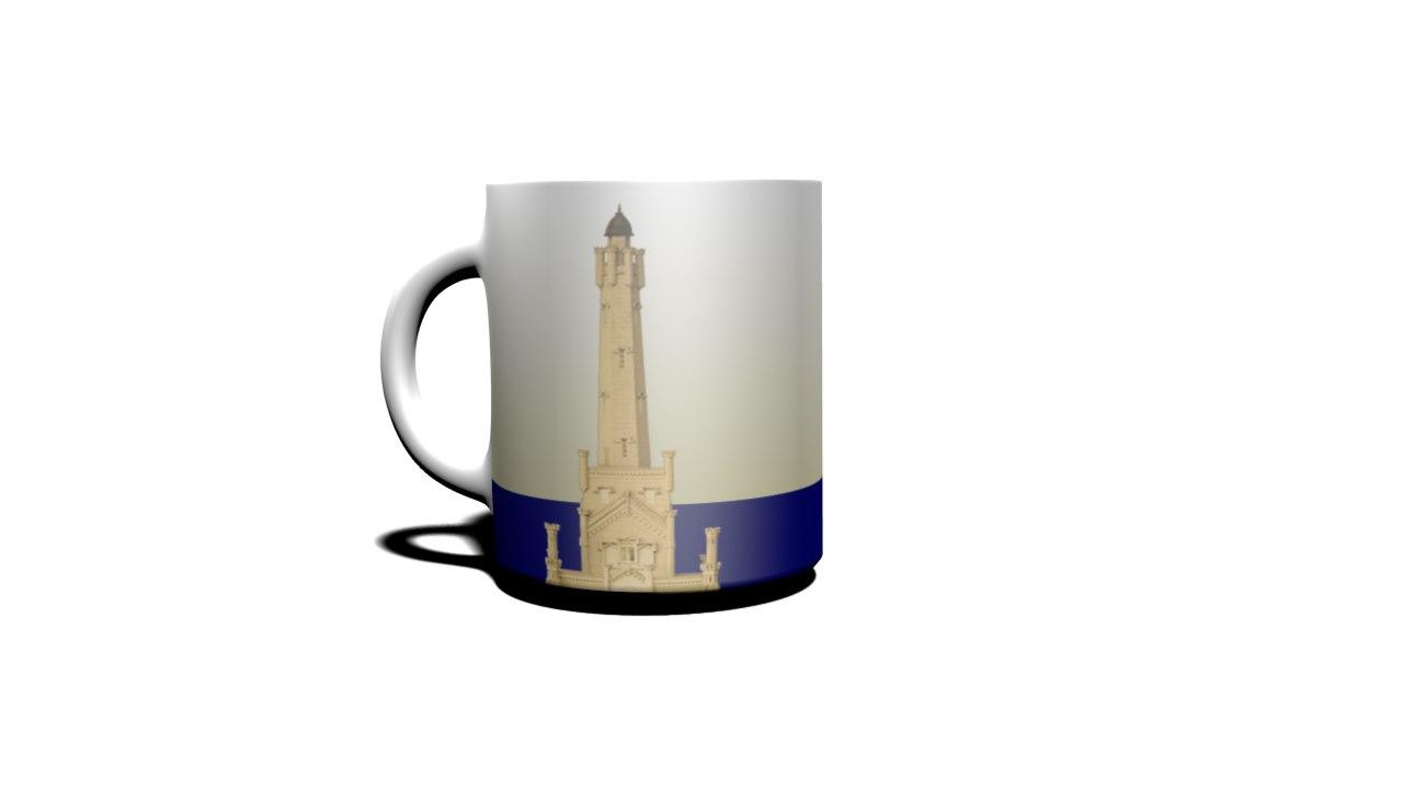 chicago cup obj