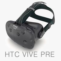 HTC Vive Pre VR Headset