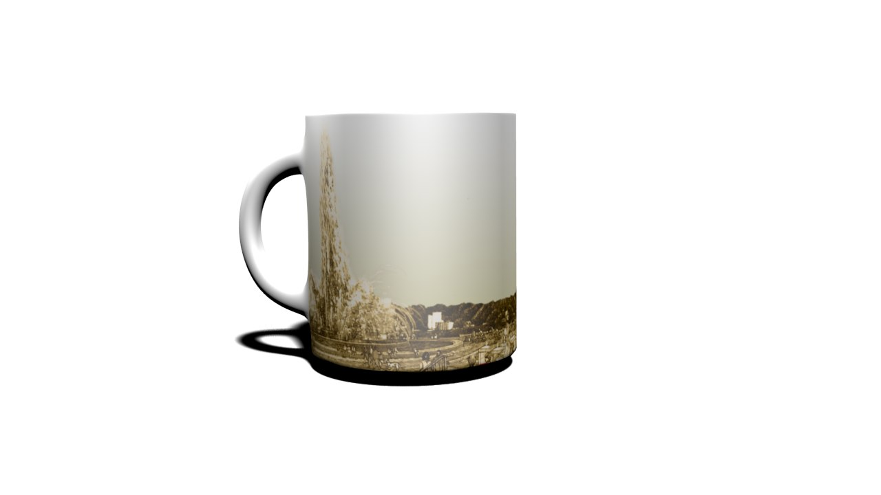 3d model pittsburgh cup