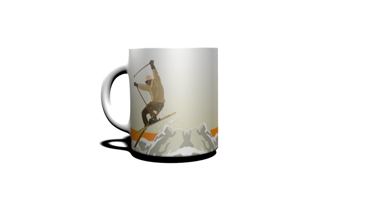 3d model utah cup