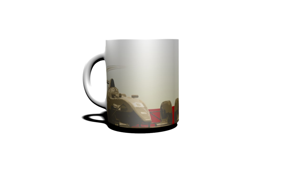 3d model indianapolis cup